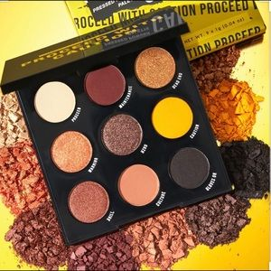 ‼️SOLD‼️ Colourpop x Makeup Shayla Caution Palette